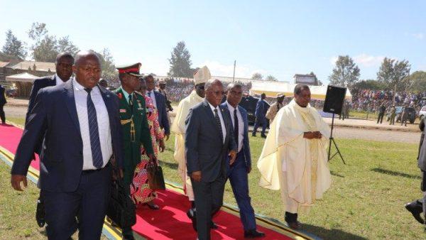 Virus corona: Tổng thống Tanzania tuyên bố toàn quốc cầu nguyện ba ngày