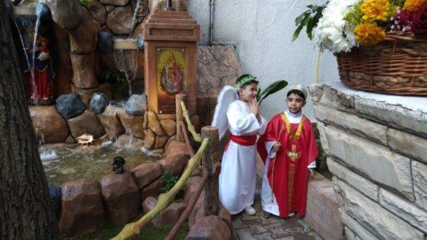 """Hiệp hội """"Bambino Gesù Cairo onlus"""" kỷ niệm một năm thành lập"""
