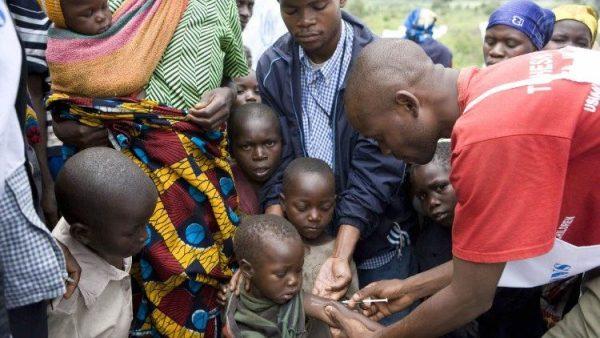 Các GH Phi châu bảo vệ trẻ em và người trẻ chống nạn buôn người và trẻ em lao động và chiến binh