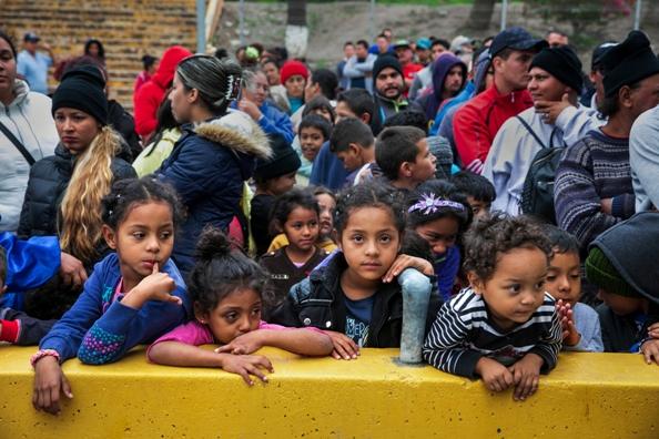 Đại dịch cho thấy người nhập cư rất quan trọng