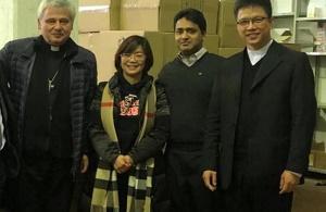 Đức Giáo hoàng tặng 600.000 khẩu trang y tế cho Trung Quốc để chống lại virus corona
