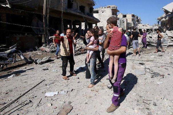 ĐGH Phanxicô gởi thư cho Tổng thống Syria yêu cầu có hành động cụ thể