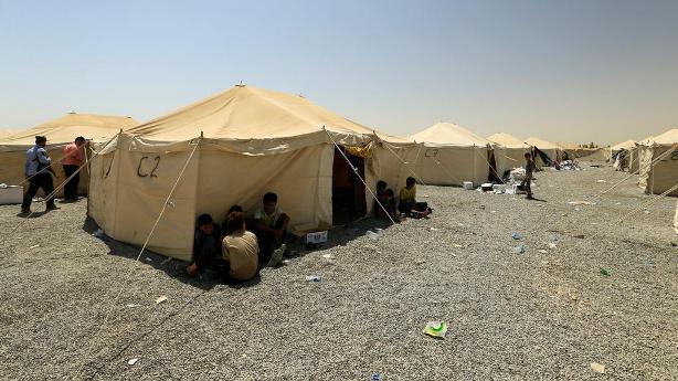 Trung tâm giáo dục cải tạo dành cho gia đình của quân IS