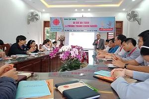 """Caritas Việt Nam: Tập huấn """"di cư an toàn và phòng tránh buôn người"""""""