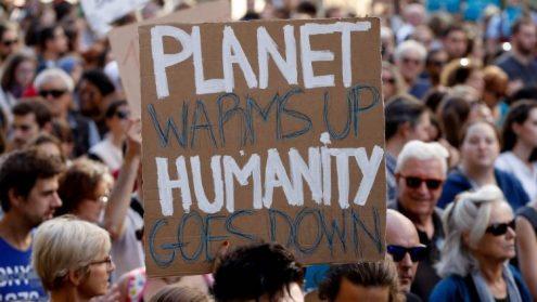 Caritas Quốc tế kêu gọi ngăn chặn biến đổi khí hậu