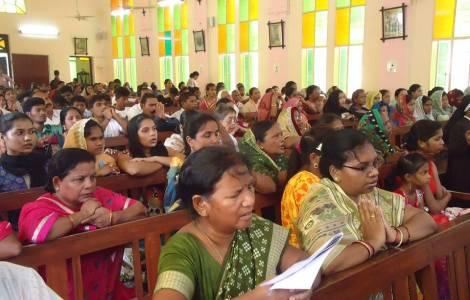 Thánh lễ cầu nguyện cho hòa bình hòa giải tại Odisha, Ấn độ