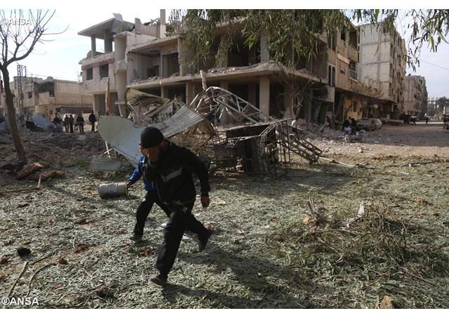 Các vị lãnh đạo Kitô phê bình cuộc tấn công Siria
