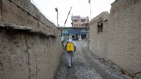 Cha Moretti: Afghanistan không được chuẩn bị đối phó với Covid-19