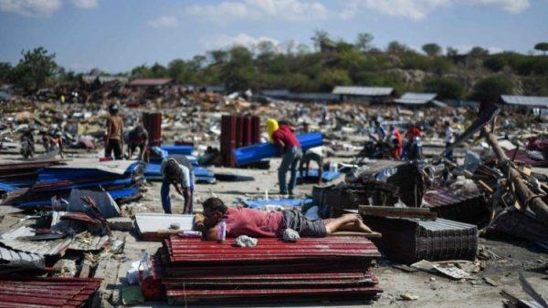 ĐGH Phanxicô cầu nguyện cho nạn nhân động đất ở Inđônêsia
