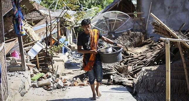 ĐGH Phanxicô chia buồn với Indonesia về thiệt hại do động đất