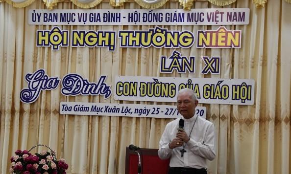 Hội nghị Thường niên của Ủy Ban Mục vụ Gia đình lần thứ XI- 2020: Ngày II