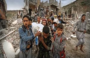Khủng hoảng nhân đạo nghiêm trọng trong cuộc chiến ở Yemen