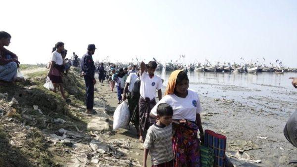 Cộng đoàn Công giáo ở Singapore giúp người tị nạn Hồi giáo Rohingya