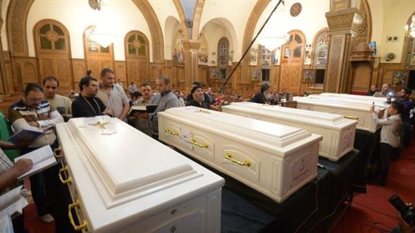 Khủng bố giết hại các tín hữu Chính Thống Copte Ai Cập