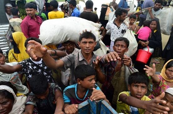 Giáo hội Bangladesh trợ giúp người tị nạn Rohingya