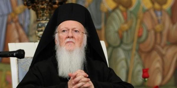 Đức Thượng phụ Bartholomaios cám ơn ĐGH Phanxicô đã cầu nguyện cho Công đồng Toàn Chính thống