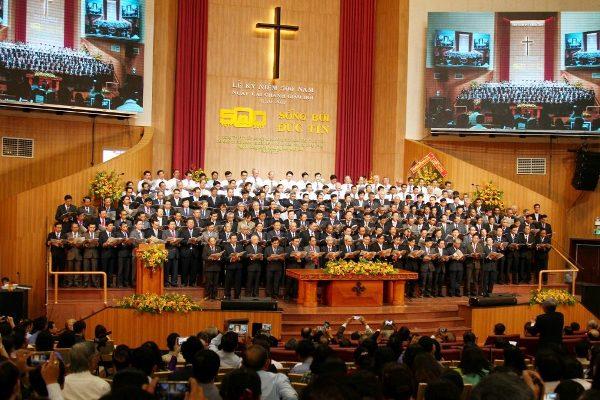 Chương trình Kỷ niệm 500 năm Ngày Cải Chánh Giáo Hội