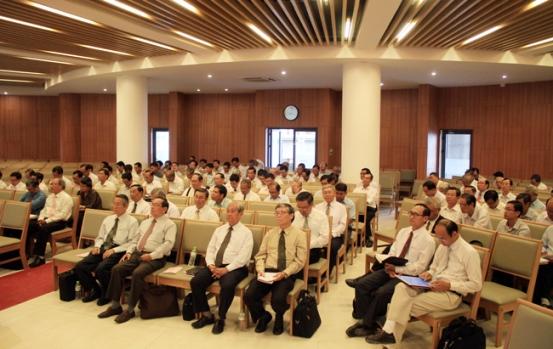 Họp mặt Ban Trị sự TLH với Ban Đại diện, Nhân sự Đại diện 34 tỉnh, thành