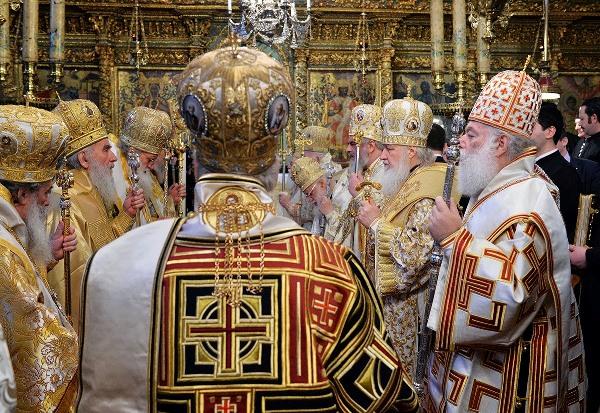Bế mạc Công đồng, Giáo hội Chính thống gửi sứ điệp cho thế giới