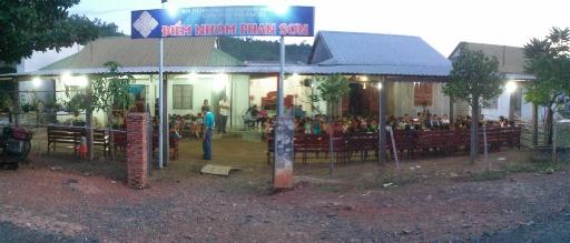 Bình Thuận: Vui Trung thu tại điểm nhóm Phan Sơn