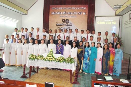 Kỷ niệm 90 năm Tin Lành truyền đến tỉnh Sóc Trăng