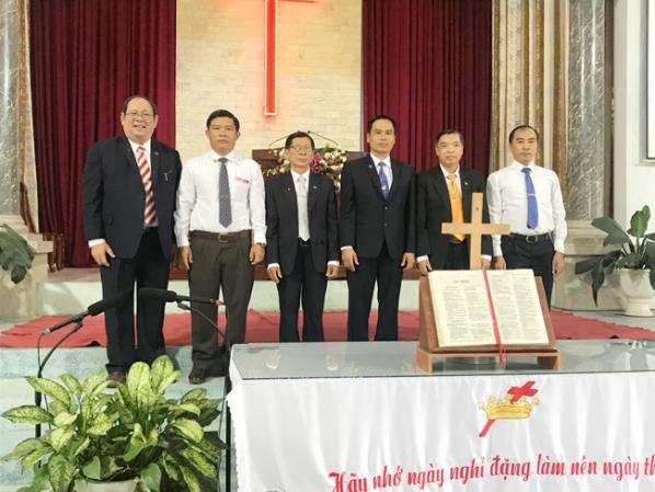 Hội đồng Bầu cử Ban Đại diện Bình Thuận (2020-2021)