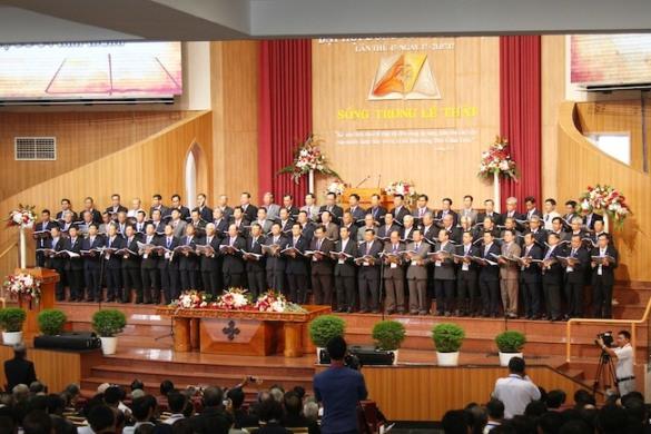 Khai mạc Đại hội đồng Tổng liên hội lần thứ 47