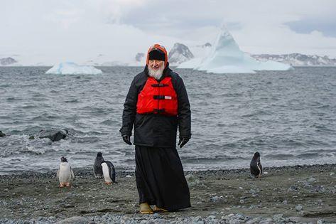Đức Thượng phụ Kirill viếng thăm Nam Cực