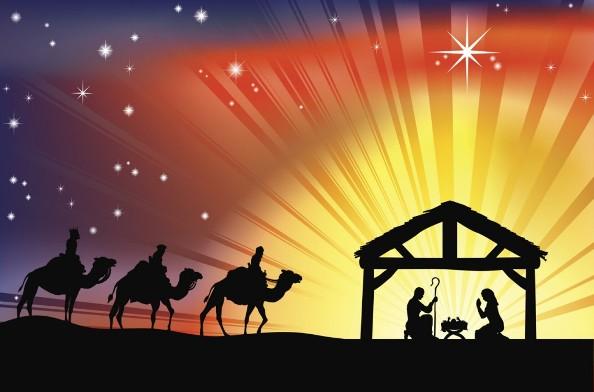 Thư chúc mừng Giáng Sinh 2018