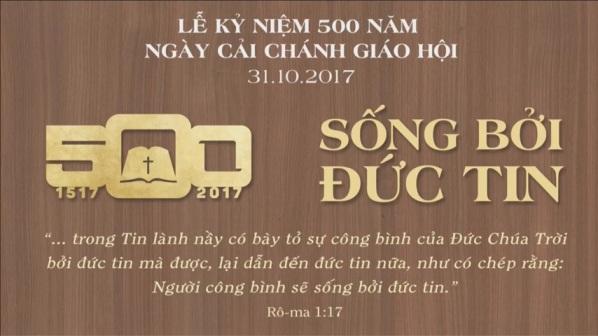500 năm Cải chánh Giáo hội