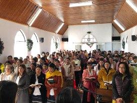 Lâm Đồng: Hiệp Nguyện – Thông Công Nữ Giới Khu Vực Đơn Dương – Trạm Hành