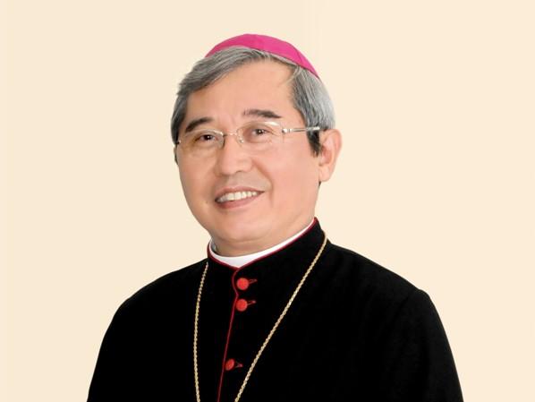 """Đức cha Louis Nguyễn Anh Tuấn: """"Hãy thể hiện lòng biết ơn"""""""