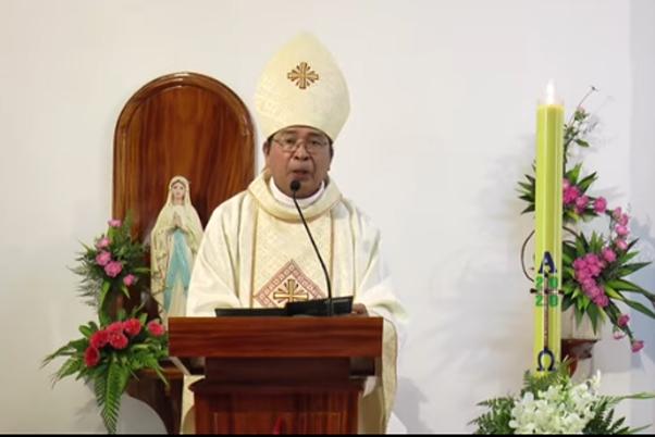 Đức cha Vinh Sơn Nguyễn Văn Bản: Niềm hy vọng trong lễ Phục sinh