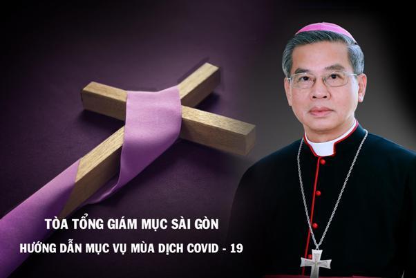 Tòa TGM Sài Gòn: Hướng dẫn mục vụ mùa dịch Covid-19 (19.03.2020)