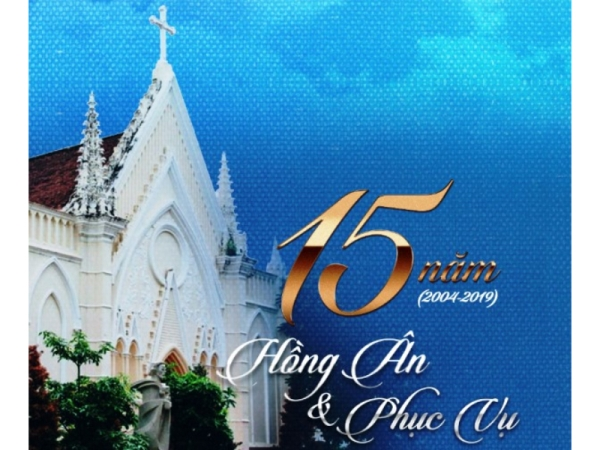 TTMV TGP SG: Thư mời và Chương trình lễ Thánh Bổn mạng Gioan Phaolô II (22.10.2019)