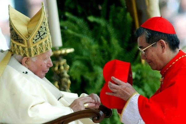 Kỷ niệm 54 năm linh mục của ĐHY GB. Phạm Minh Mẫn
