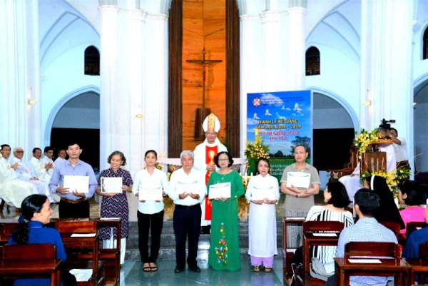 Học viện Mục vụ TGP Sài Gòn: Bế giảng năm học 2018-2019