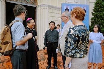 """TGP Sài Gòn: Hội ngộ Đức tin cộng đoàn Quốc tế """"International Gathering of Faith"""""""