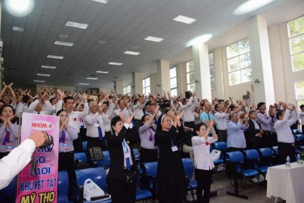 Cử hành Ngày Thế giới Truyền thông xã hội lần thứ 51 tại Sài Gòn