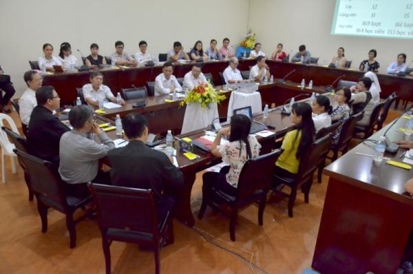 Học viện Mục vụ TGP: Tổng Kết NK 2016 – 2017