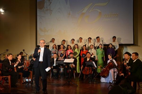 Trung tâm Mục vụ TGP Sài Gòn: Văn nghệ mừng 15 năm Hồng ân và Phục vụ