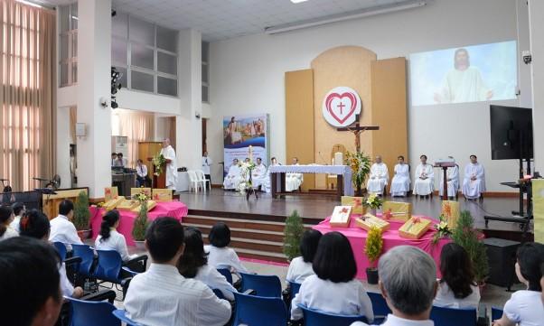TGP Sài Gòn Cử hành Ngày Thế giới Truyền thông xã hội 54