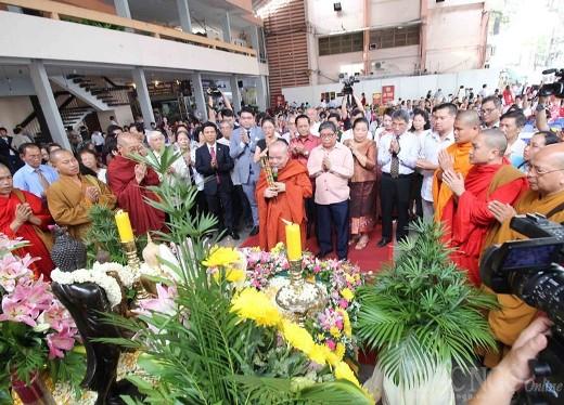 Các nước Phật giáo Đông Nam Á đón Tết cổ truyền