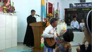 Giáng Sinh 2011 tại Thánh Thất Bàu Sen