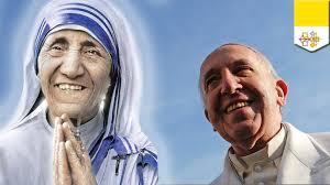 Thánh lễ tuyên thánh cho Mẹ Teresa Calcutta (4.9.2016) - Trực tuyến