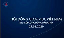 Hội Đồng Giám Mục VN: Thư gửi Cộng đồng Dân Chúa (5.5.2020)