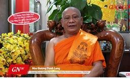 HT Danh Lung nói về Tết Chôl Chnăm Thmây của đồng bào Khmer