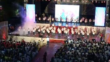 Đại hội Giới trẻ Mùa Chay tại TT Mục vụ - P.2