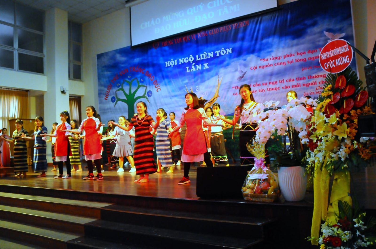 Ký sự ngày Hội Ngộ Liên Tôn lần X (27.10.2020)