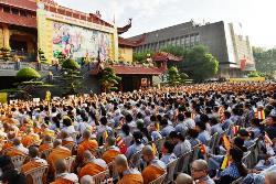 Đại lễ Phật đản PL.2562 tại Việt Nam Quốc tự (29.5.2018)
